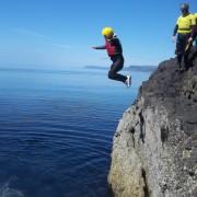coasteering at Easedale