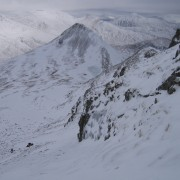 High in the Mamores