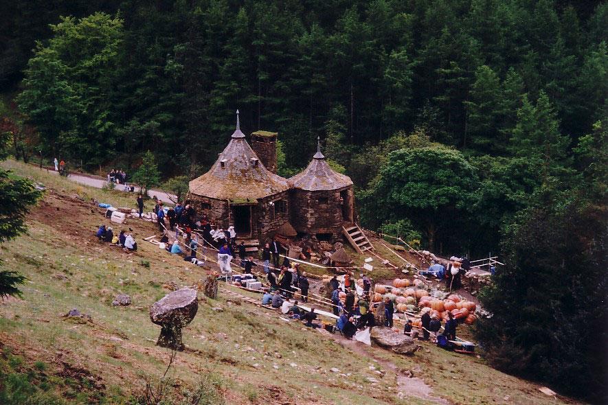 Harry Potter - Glencoe ScotlandGlencoe Scotland