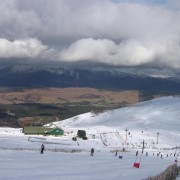 A good ski day at Nevis Range