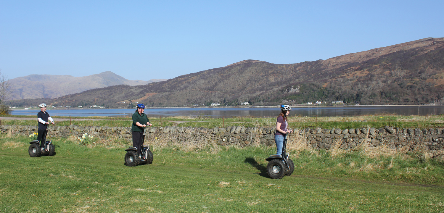 Segways Ballachulish March 2012 Ed 1