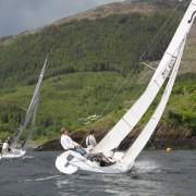 Glencoe Sailing Club Regatta 3