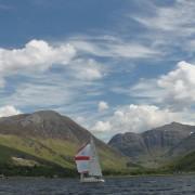 Glencoe Sailing Club Regatta 2