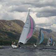 Glencoe Sailing Club Regatta 4