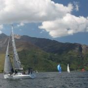Glencoe Sailing Club Regatta 5