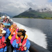 Seaxplorer - RIB rides on Loch Leven