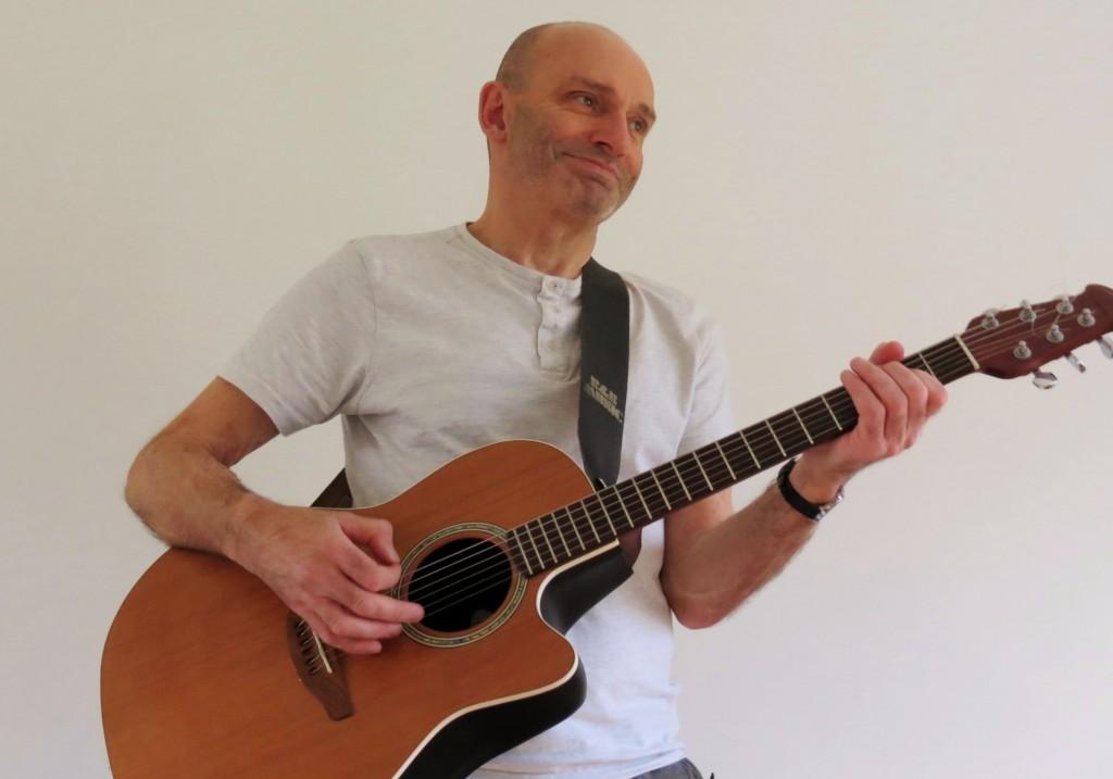 Ron Johnston musician