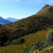 From the west Highland way
