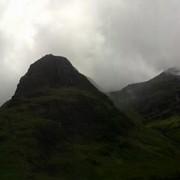 Panorama of the glen