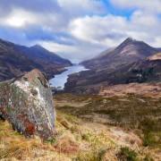 Loch Eilde view