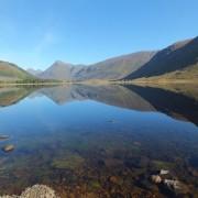 Autumn on Loch Etive