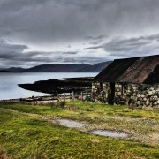 Cuil bay bothy