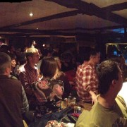 Boots Bar Hogmanay