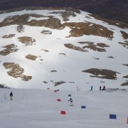 Scottish Schools ski racing at Glencoe Mountain