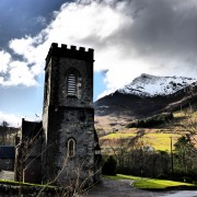 st mundas church ballachulish