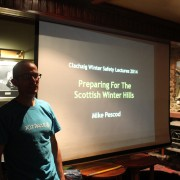 Mike Pescod - Fort william based Mountain Guide