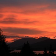 Ballachulish sunset