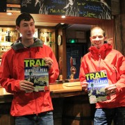 Chris and Rob - Trail Magazine models.