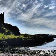 Gylen Castle, Kerrera, by Oban