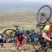 3 Peaks Cyclocross Ingleborough 2014