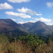 Glencoe from Callart