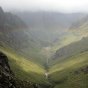 Lost Valley rainbow
