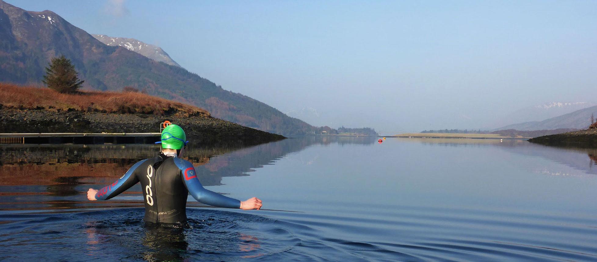 Open Water Swim Loch Leven