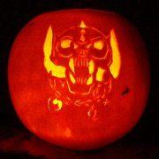 Motorhead Pumpkin