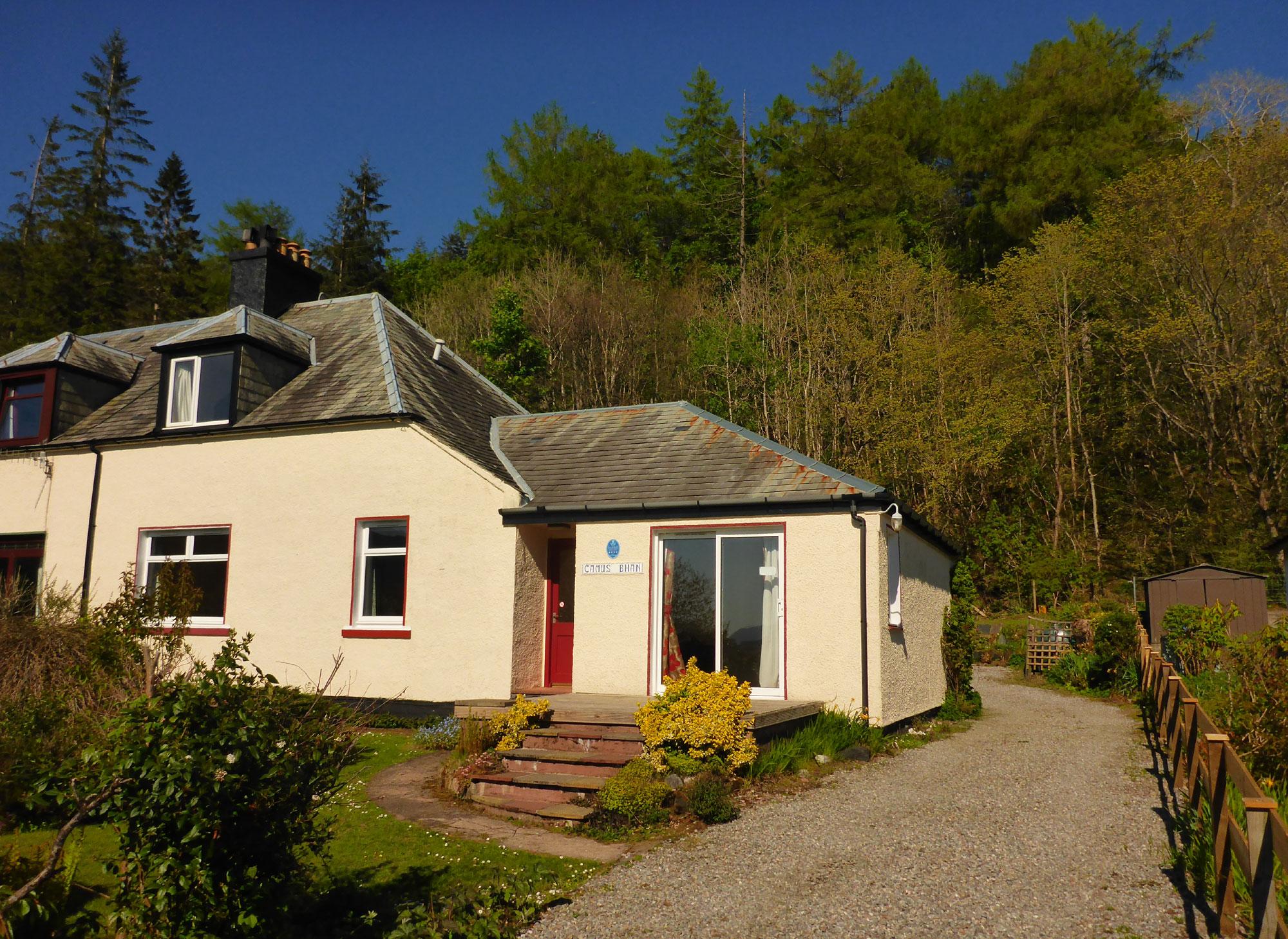 Camus Bhan - Glencoe Cottage