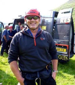 Ian Mcconnell, Medical Officer, Glencoe MRT